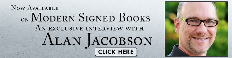 Listen to interviews with Alan Jacobson