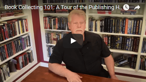 Book Collecting 101: A Tour of the Publishing Houses