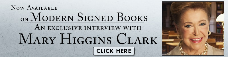 Interviews with Mary Higgins Clark