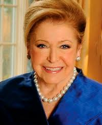 Co-Author Mary Higgins Clark