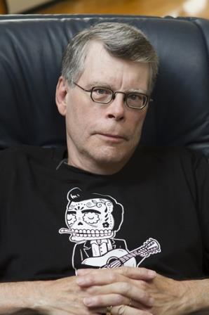 Co-Author Stephen King