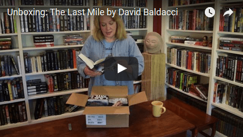 David Baldacci New Release Book Video