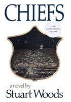 Chief by Stuart Woods Signed Anniversary Edition