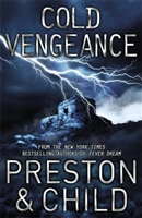 Cold Vengeance UK British Ed by Lincoln Child Douglas Preston