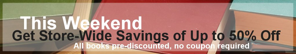 50% Off Sale at VJ Books