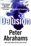 Abrahams, Peter | Delusion | Signed First Edition Book