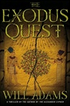 Adams, Will - Exodus Quest, The (Signed First Edition)