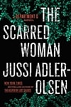 Adler-Olsen, Jussi | Scarred Woman, The | Signed First Edition Book