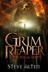 Alten, Steve - Grim Reaper (Signed First Edition)