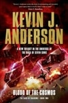 Anderson, Kevin J. - Blood of the Cosmos (Signed First Edition)