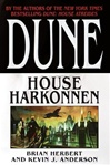 Anderson, Kevin J. & Herbert, Brian - Dune: House Harkonnen (Double-Signed First Edition)