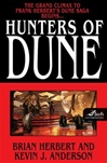 Anderson, Kevin J. & Herbert, Brian - Hunters of Dune (Double-Signed First Edition)