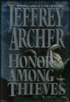 Archer, Jeffrey | Honor Among Thieves | Signed First Edition Book