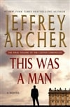 Archer, Jeffrey | This Was a Man | Signed First Edition Book