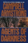 Armstrong, Campbell - Agents of Darkness (Signed First Edition)