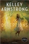Armstrong, Kelley | Deceptions | Signed First Edition Book