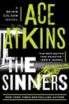 Atkins, Ace | Sinners, The | Signed First Edition Book