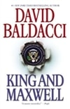 Baldacci, David - King and Maxwell (Signed First Edition)