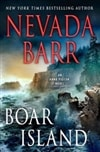 Barr, Nevada | Boar Island | Signed First Edition Book