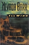 Barr, Nevada - Ill Wind (Anna Pigeon Series #3) (Signed First Edition)