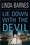 Barnes, Linda - Lie Down with the Devil (Signed First Edition)