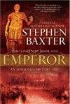 Baxter, Stephen / Emperor / Signed First Edition Book