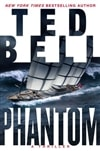Bell, Ted - Phantom (Signed First Edition)