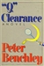 "Benchley, Peter - ""Q"" Clearance (First Edition)"