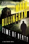 Billingham, Mark | Time of Death | Signed First Edition Book