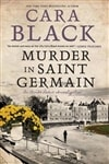 Black, Cara | Murder in Saint-Germain | Signed First Edition Book