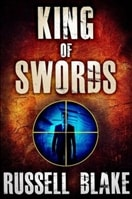 Blake, Russell - King of Swords (Signed Trade Paperback)