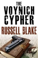 Voynich Cypher, The | Blake, Russell | Signed First Edition Trade Paper Book