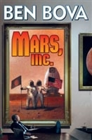 Bova, Ben - Mars, Inc.: The Billionaires Club (Signed, 1st)