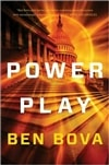 Bova, Ben - Power Play (Signed First Edition)