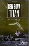 Bova, Ben | Titan | Signed First Edition Book