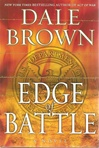 Brown, Dale - Edge of Battle (Signed First Edition)