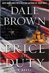 Brown, Dale | Price of Duty | Signed First Edition Book