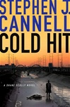 Signed Edition of Cold Hit by Stephen J. Cannell
