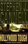 Signed Edition of Hollywood Tough by Stephen J. Cannell