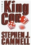 Signed Edition of King Con by Stephen J. Cannell