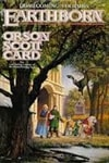 Card, Orson Scott | Earthborn | Double Signed First Edition Book