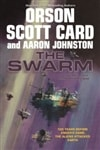 Card, Orson Scott & Johnston, Aaron | Swarm, The | Double Signed First Edition Book