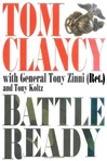 Signed Tom Clancy Battle Ready