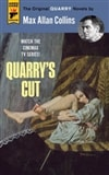 Collins, Max Allan | Quarry's Cut | Signed First Edition Trade Paper Book