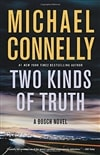 Connelly, Michael | Two Kinds of Truth | Signed First Edition Book