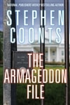 Coonts, Stephen | Armageddon File, The | Signed First Edition Book