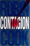Cook, Robin - Contagion (Signed First Edition)