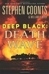 Coonts, Stephen - Death Wave (Deep Black Series) (Signed First Edition)