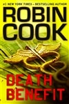 Cook, Robin - Death Benefit (Signed First Edition)