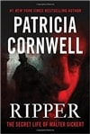 Cornwell, Patricia | Ripper | Signed First Edition Book